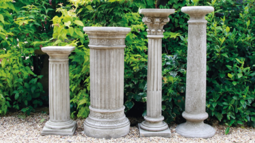 Fluted Column (Pic. No 1)